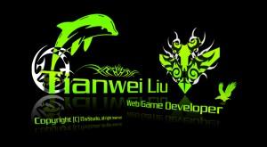 Tianwei Liu Logo